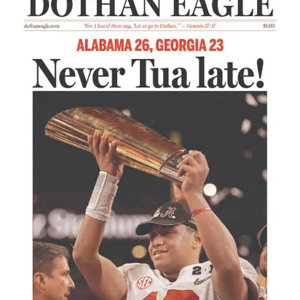 National Championship Edition:  The Dothan Eagle