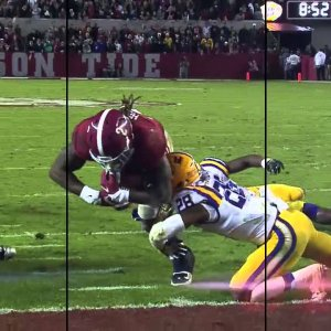 2015 #2 Alabama Crimson Tide vs. #17 Mississippi State (HD)