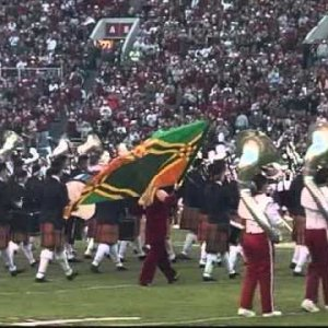 University of Alabama Million Dollar Band - Amazing Grace