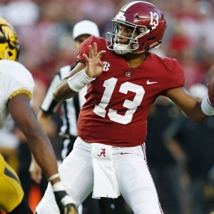 Alabama Vs Missouri Week 7 QB Breakdown PART 1 of 2 (Tua Tagovailoa, Jalen Hurts) by John Doe