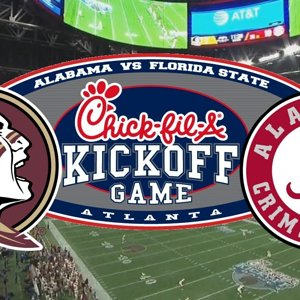Alabama vs Florida State 2017 *FULL GAME in HD*